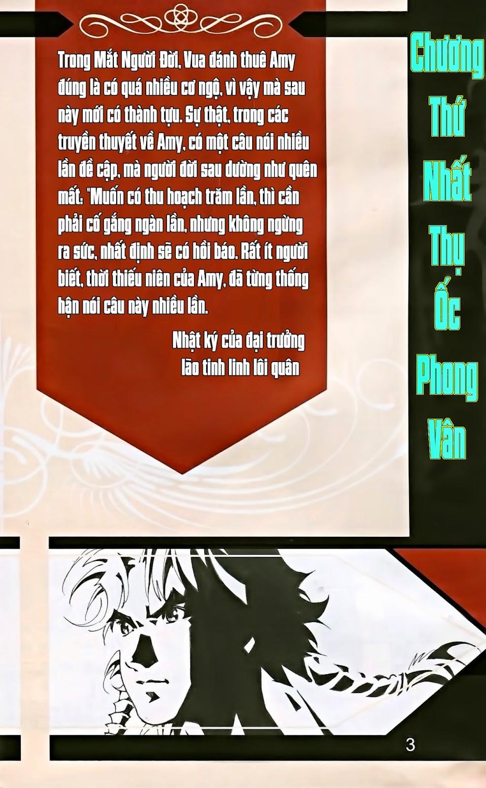 Dong Binh Thiên Hạ Chapter 1 - Trang 1