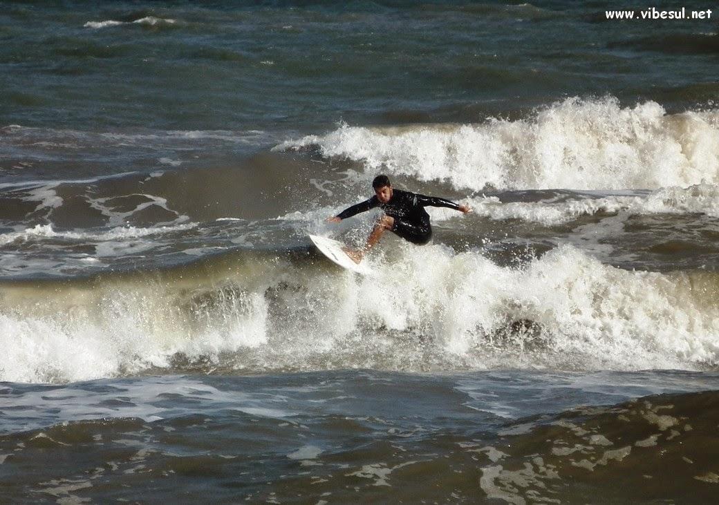 Surf Treino realizado pela ASPN Dez/2014