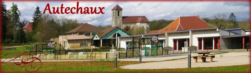 Autechaux, commune du Doubs (25110)