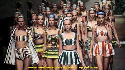 moda italiana en el mundo del lujo con estilo para la mujer