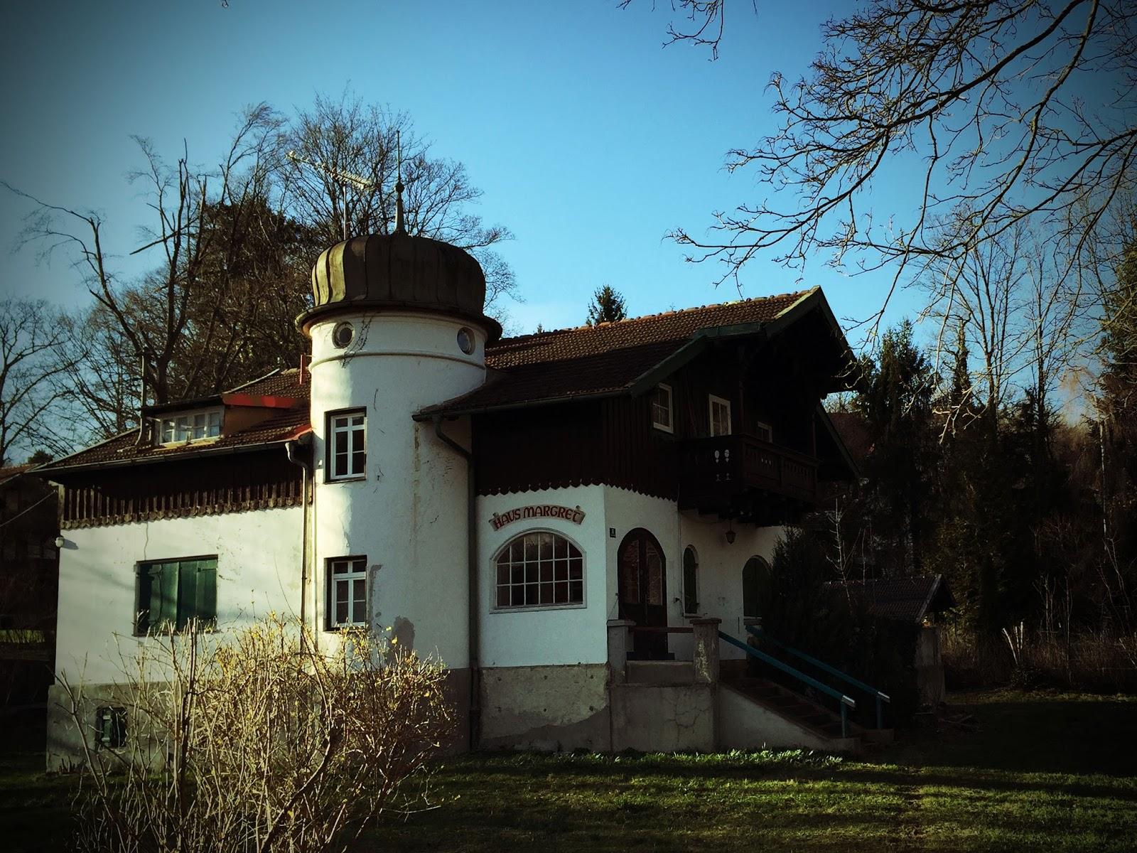Villa Margret in Schondorf