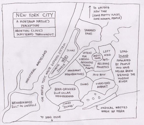random notes geographeratlarge Unconventional yet informative