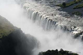 Reisen Afrika Sambia Victoria Falls