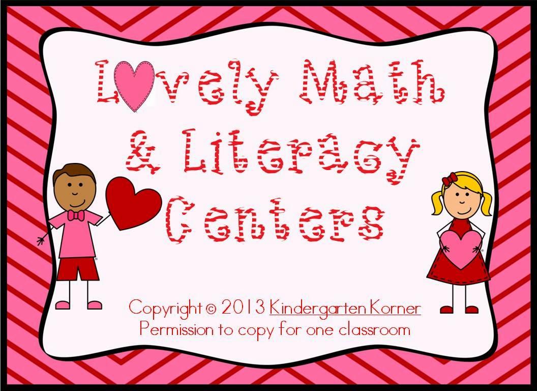 http://www.teacherspayteachers.com/Product/Lovely-Literacy-and-Math-Centers-535974