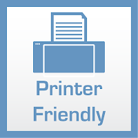 blogger print friendly
