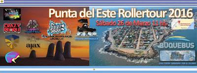 Punta Del Este Rollertour (26/mar/2016)