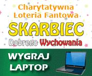 Weź udział w Loterii, wygraj laptopa!