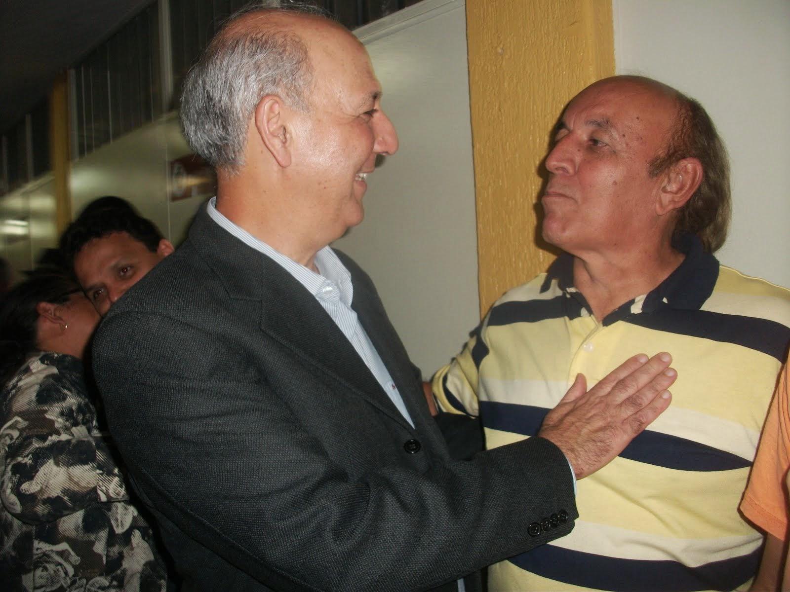 Ex governador José Arruda e Carecão da Coca Cola