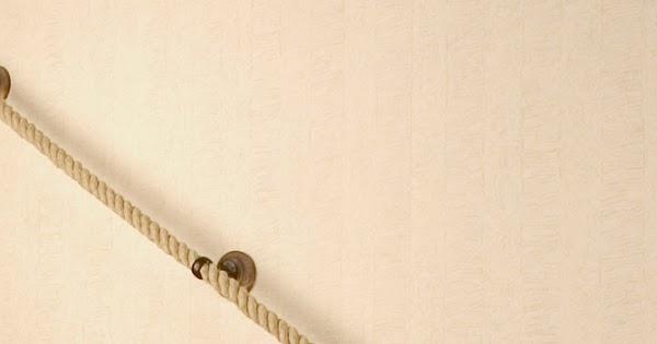 Pasamanos de cuerda construccion y manualidades hazlo - Pasamanos de cuerda ...