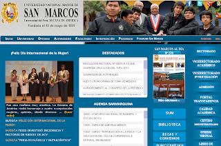 Resultados Examen San Marcos 2014 II 8 y 9 de Marzo