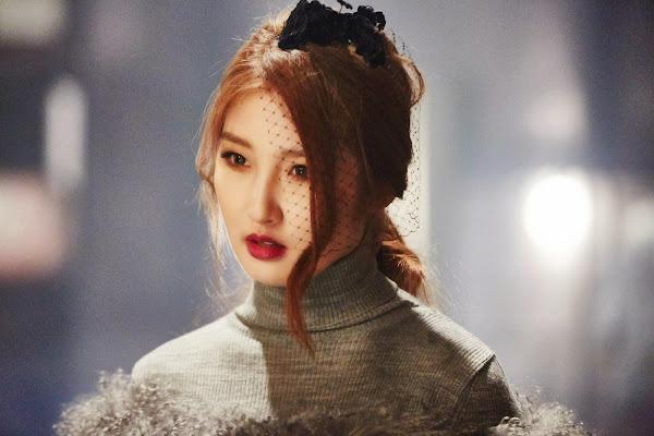 4minute Cold Rain Concept Jihyun