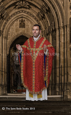 Thomas Becket chasuble
