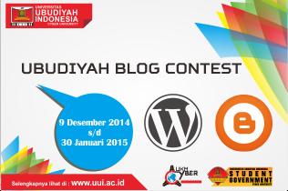 Banner Blog Contest