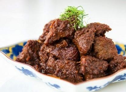 Kho thịt kiểu Indosia cực ngon