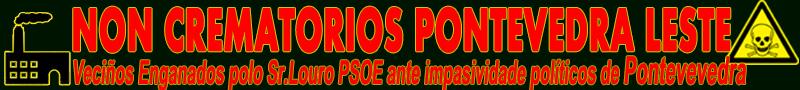 NON CREMATORIOS PONTEVEDRA LESTE