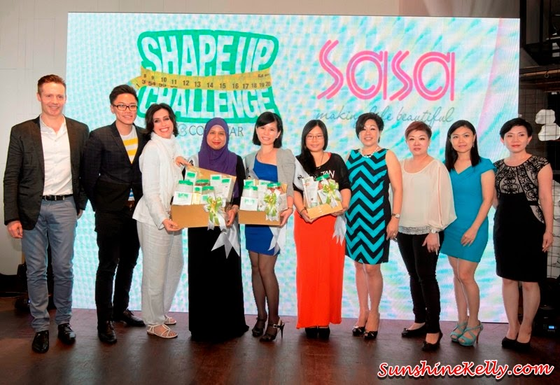 Collistar 90 Days Shape Up Challenge, Sa Sa Collistar 90 Days Shape Up Challenge, Shape up challenge, celebrity fitness, collistar slimming, collistar, sa sa, sasa, Collistar Talasso Scrubs, Collistar Biorevitalizing Anti Cellulite Concentrate, Collistar Intensive Bust Volumising Serum, Collistar Bust Firming Cream Gel