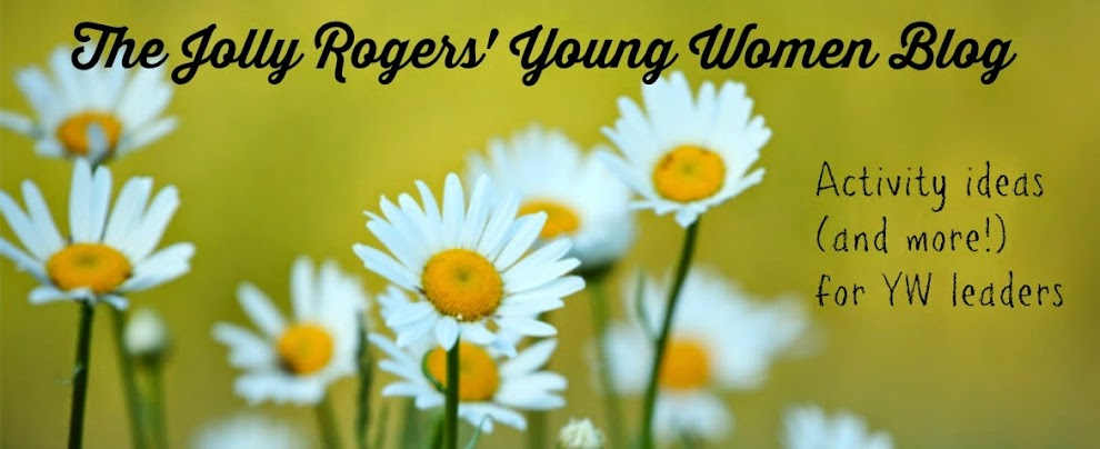 The Jolly Rogers' Young Women Blog