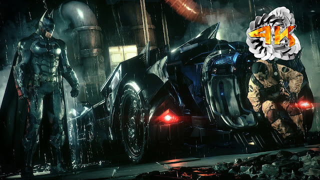 Batmobile Screenshot