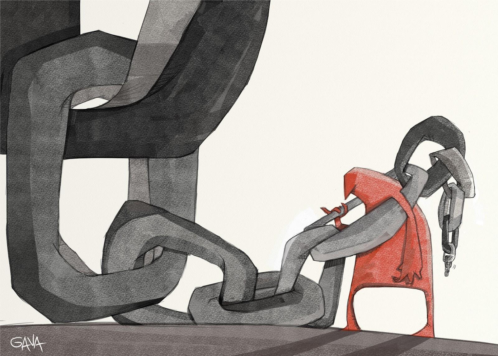 Amore mio sai tu devi stare in pena, che l\'usura è una catena ...