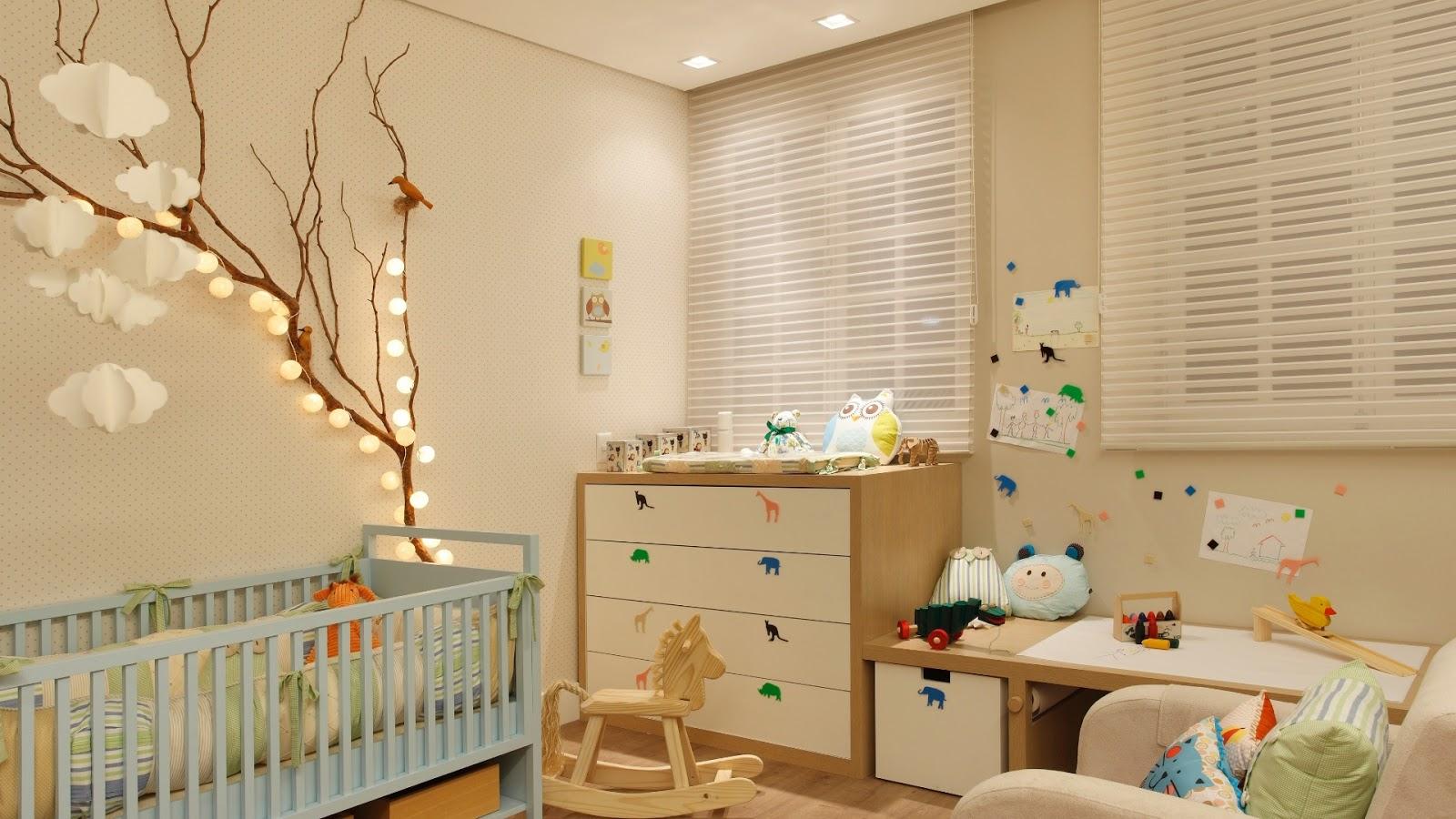 David Justi  Designer e Corretor Decoração Quarto de Bebê!!!
