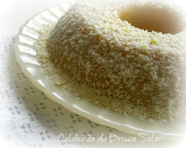 Brigadeiro branco