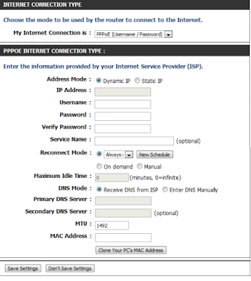 DSL broadband