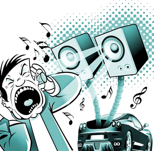 Contaminaci n auditiva - Como aislar una pared del ruido ...