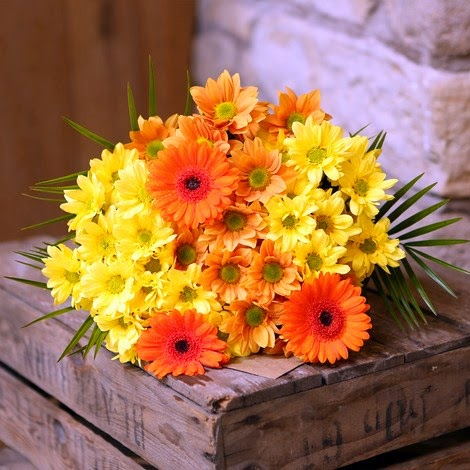Oranges and Lemons flower delivery