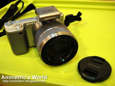 Sony NEX-5 camera