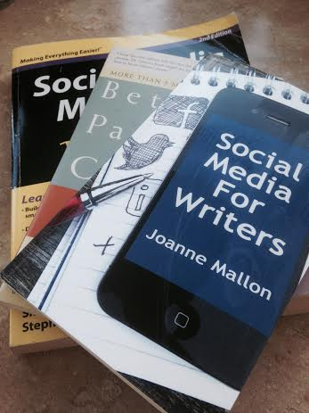 social media, social media for writers, joanne mallon, social media for dummies,
