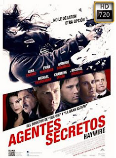 Indomable / Agentes Secretos / La traición (2012)