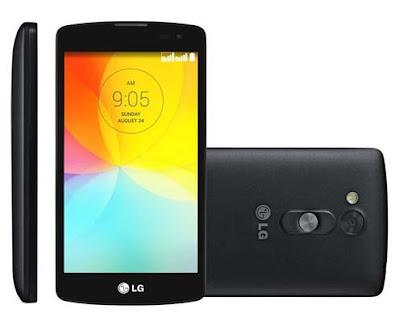 Spesifikasi dan Harga LG L Fino D295 Terbaru