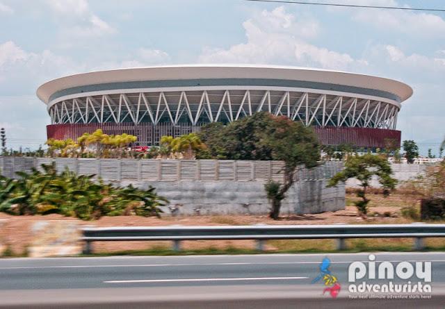 Iglesia Ni Cristo Philippine Arena in Bulacan
