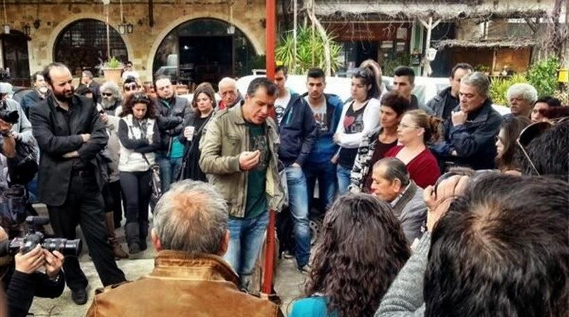 Το Ποτάμι: Τόσα ξοδέψαμε στην περιοδεία στην Κρήτη
