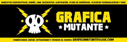 Grafica Mutante El Blog de Mike