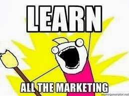 Meme: Learn all the Marketing!