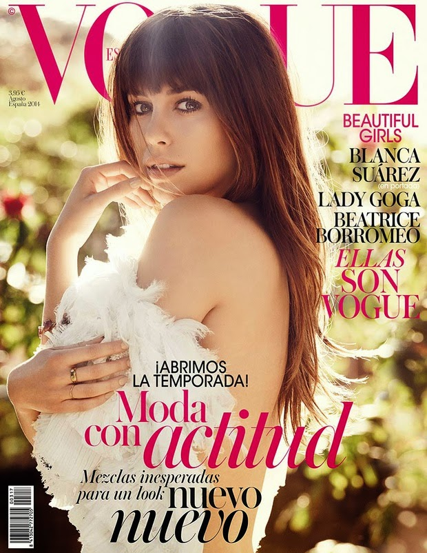 blanca suarez vogue