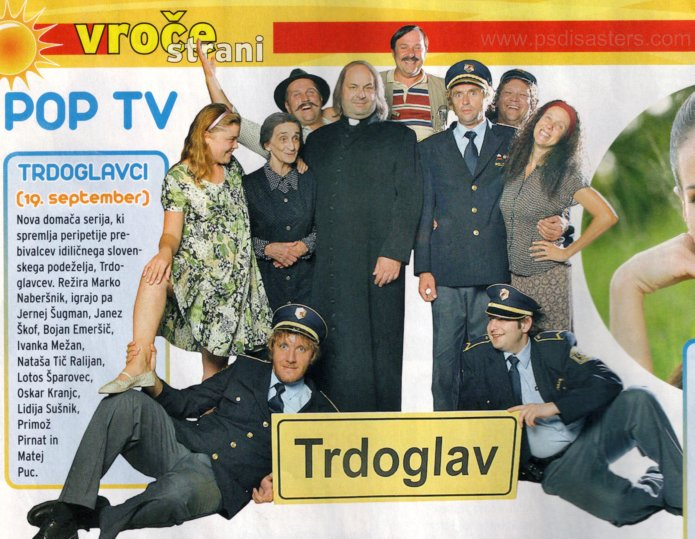 Trdoglav - the new Baltic comedy about a gay priest, his half brother and ...