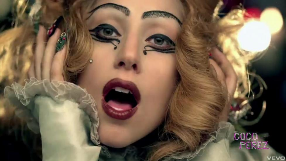 lady gaga judas hair. house hair Lady Gaga Judas