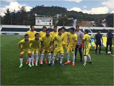 Final de Ida Liga Premier Loros vs Cruz Azul Hidalgo