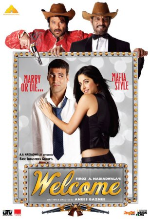 Welcome 2007 Hindi Full Movie Download