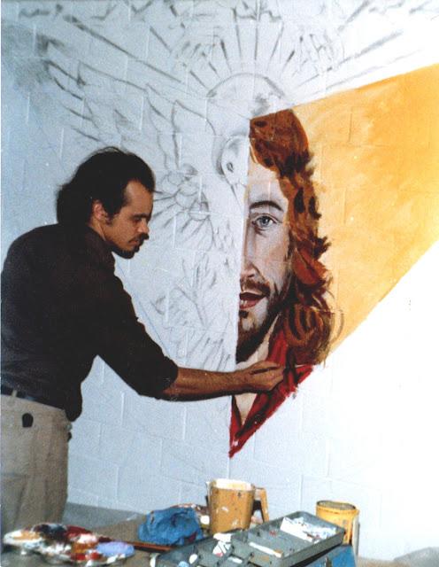 Trinity Mural 1981