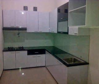 Paket kitchen set 11 juta lengkap surabaya malang gresik