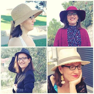 Pensée positive Provence Automne Bougies Cozy Mode Chapeaux