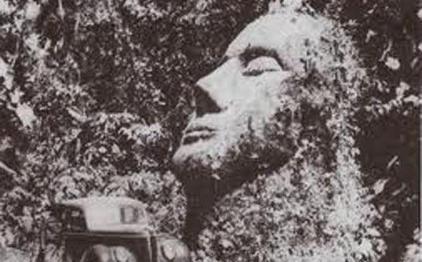 Penemuan Kepala Patung di Guatemala - Benda Misterius Yang Diduga Alien