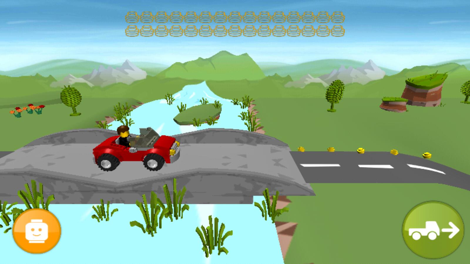LEGO Juniors- Oyun Ekranı