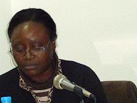 Clarence Mengue, Asociación Española de Africanistas (AEA)