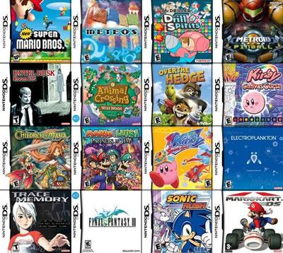 50 Juegos Recomendados:NDS
