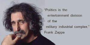 From FRANK ZAPPA
