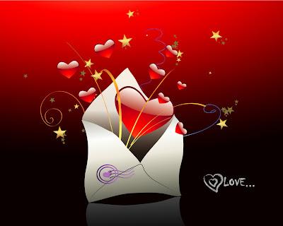 Carta romantica para conquistar el día de San Valentín